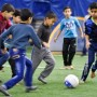 Picture Syrian boys soccer