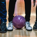 Strike out Homelessness Bowling